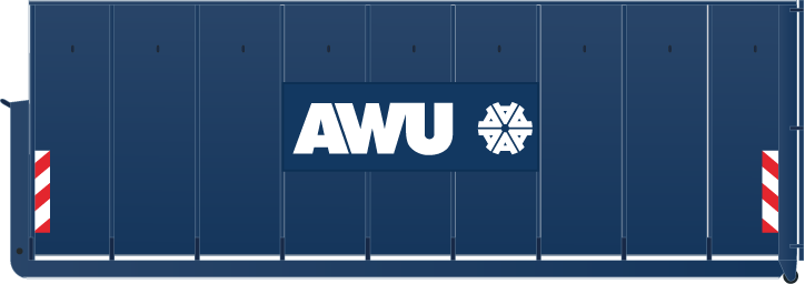 AWU OHV Abrollcontainer
